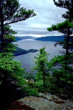 "Lake George, NY.  From the minute I I first visited, I said ""This is where I'll live when I retire.""  We shall see!"
