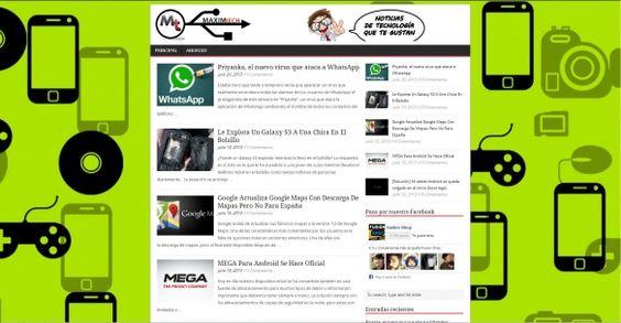 maximtech una de mis webs   #programacionweb #webs #desarrolloweb #wordpress #css #php #html #fabianelsato
