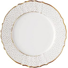 Simply Anna Polka Dot Dinnerware