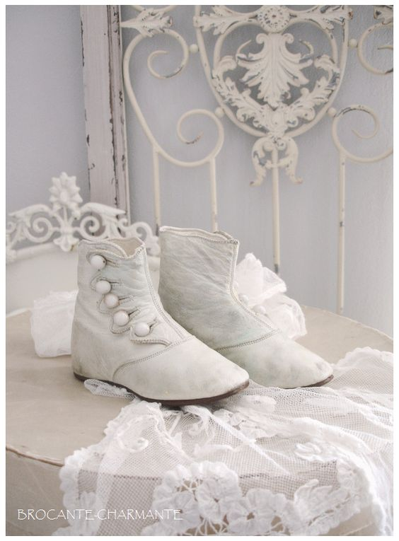 <3 these boots - brocante-charmante:
