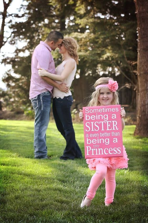 Baby 2 Announcement Easton Brody Pinterest – Big Sister Birth Announcement