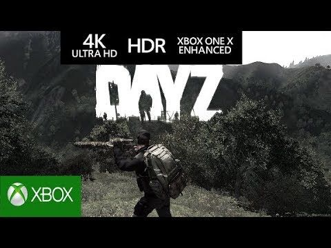 Dayz Runs 1080p 60 Fps On Xbox One X Xbox One X 4k 30 Fps In The