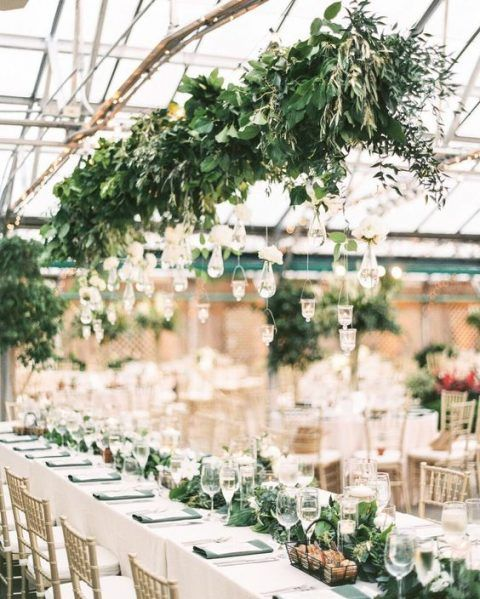 Hanging Floral Design Hanging Flowers Tent Decorations Cherry Blossom Wedding