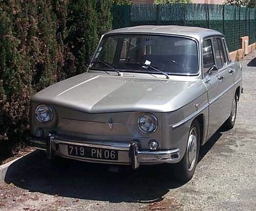 Renault 8 Renault Old Classic Cars Inexpensive Cars