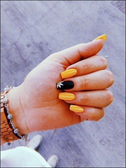Casual Acrylic Nail Art Designs Ideas To Fascinate Your Admirers30 Wedding Acrylic Nails Pretty Acrylic Nails Yellow Nails