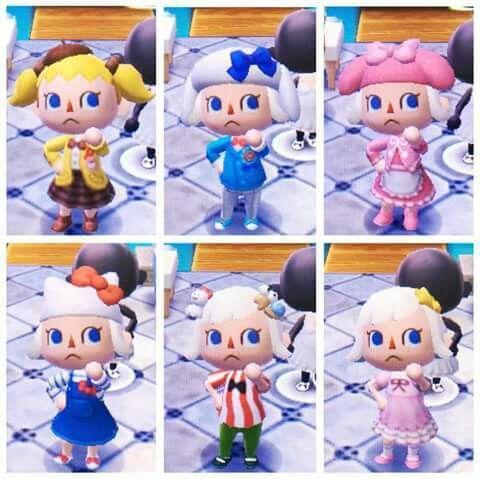 Sanrio Amiibo Card Goods Animal Crossing Pinterest