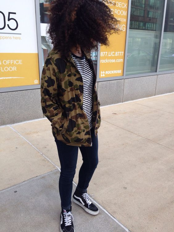 Pinterest: @rjj20018 // BAPE Jacket