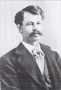 John Harris Behan (October 23, 1844 – June 7, 1912) was from April, 1881 to November, 1882 sheriff of Cochise County, Arizona Territory. Behan was sheriff during the events leading up to the Gunfight at the O.K. Corral. He testified at length after the shooting in support of the Cowboy's position that the Earps had precipitated the shootout and murdered three Cowboys. He had a relationship with Josephine Marcus for an uncertain period of time until she left him for Wyatt Earp.