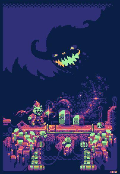 Demon Cat Pixel Art Pinterest Caves Cat Cave And