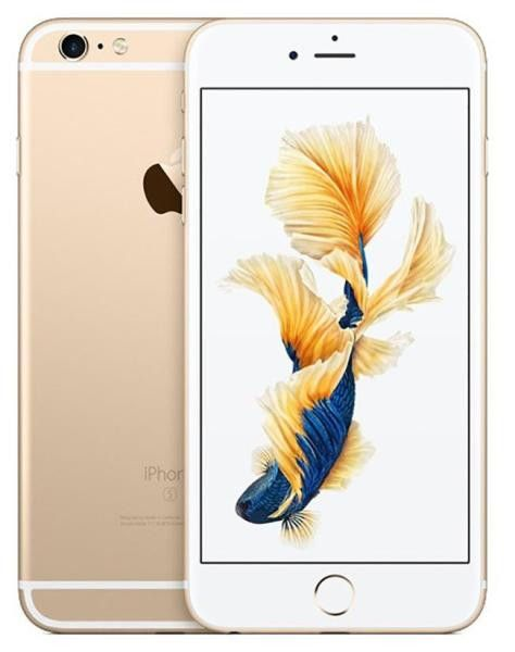 Apple iPhone 6S (GSM Unlocked, Certified Refurbished) Smartphone
