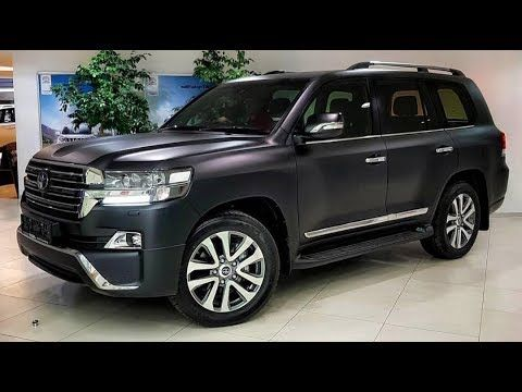 Toyota Land Cruiser V8 2019 Black Colour Addition Billionaire Cars Club Youtube Land Cruiser Toyota Land Cruiser Toyota Land Cruiser Prado