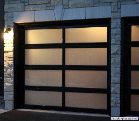 Aluminum Garage Doors Custom Front Doors Aluminum Custom Doors Front Garage In 2020 Custom Front Doors Modern Exterior Doors Aluminium Garage Doors