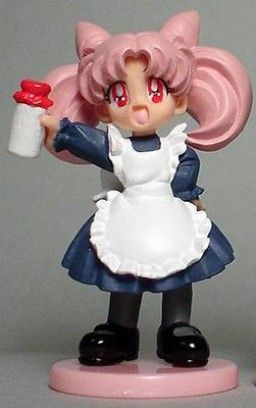 Bishoujo Senshi Sailor Moon - Chibiusa - HGIF Series Bishoujo Senshi Sailor Moon World 5 - HGIF (Bandai)