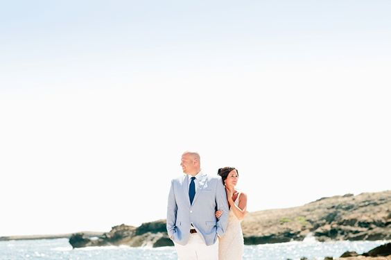 Julie and Mike's Greece Wedding on Skyros Island: Part Two || Bride and Groom Portraits by International Wedding Photographer Cassandra Eldridge of Cassandra Photo