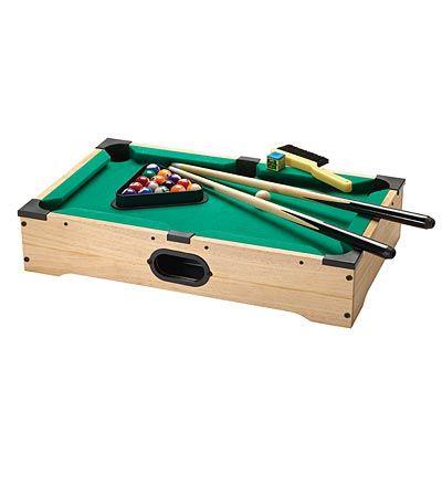 Red Toolbox® Billiard Table Woodworking Kit