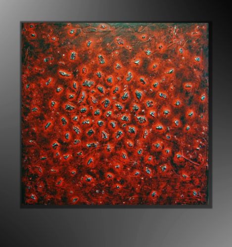 Kunstgalerie-Winkler-Abstrakte-Acrylbilder-Rot-Schwarz ...