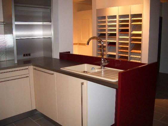 Bildergebnis für küchen mit Ecke MA9 - Küche Ecklösungen - sockelleisten für küchen