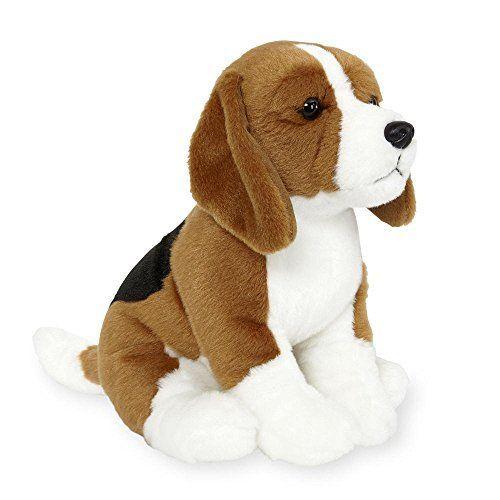 Animal Alley 10 5 Inch Sitting Stuffed Dog Beagle A Https