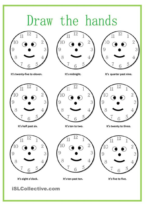 Printables What Time Is It Worksheet what time is it worksheet free esl printable worksheets made by teachers