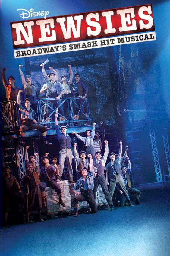 Newsies: The Broadway Musical (2017):
