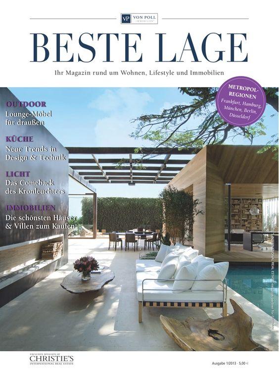 Unser neues Magazin Beste Lage erscheint nächste Woche. Reservieren Sie sich unter folgendem Link ein eigenes Exemplar und gehören Sie damit zu den ersten Lesern!  www.beste-lage.de