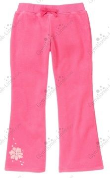 NWT Gymboree Glamour Ballerina Flower Microfleece Pant - Size 9 - 1 available - $15 shipped