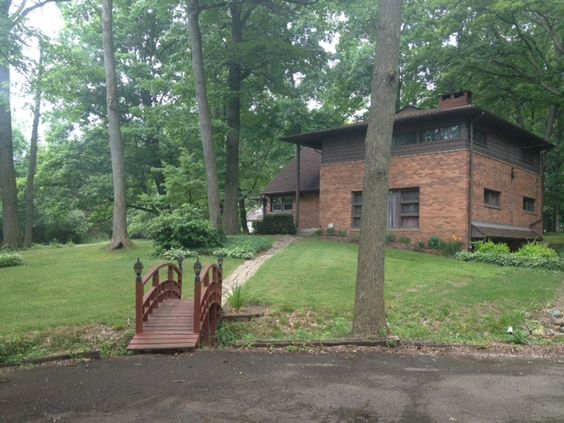 5868 Myers Rd, Akron, OH 44319. Live in a gorgeous treed setting for $214,900