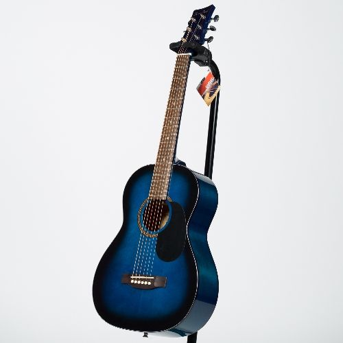 Beavercreek Bctd601bb 3 4 Size Acoustic Guitar Blueburst Acoustic Guitars Best Buy Canada Guitar Acoustic Acoustic Guitar
