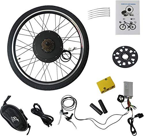 Amazing Offer On Lly 26 Wheel 48v 1000w Electric Battery Powered