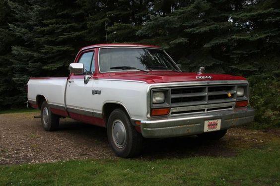 1989 Dodge Ram 150 LE