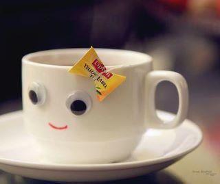happy tea time.