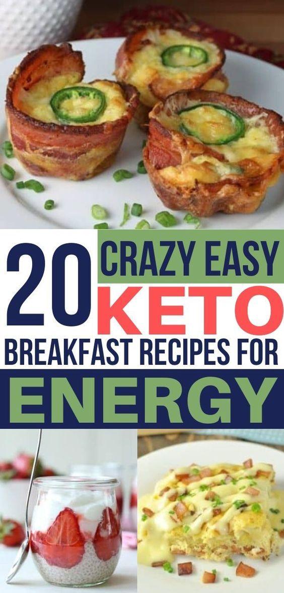 20 Easy Keto Breakfast Recipes
