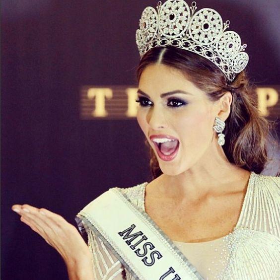 Gabriela Isler Miss Universo 2013 Orgullo venezolano.