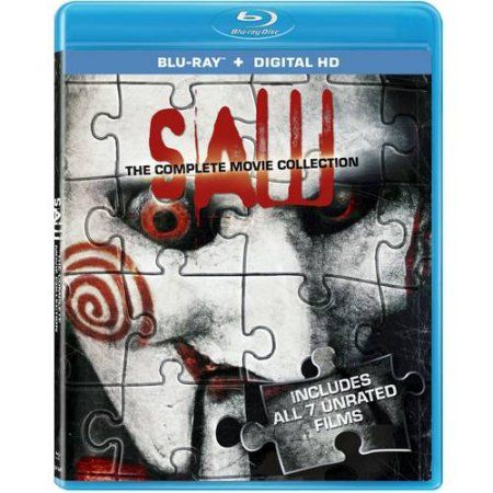 Saw: The Complete Movie Collection (Blu-ray + Digital HD) (Widescreen) - Walmart.com