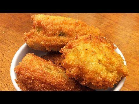 Cvc S Jalapeno Hush Puppies Easy Iron Skillet Frying Method Youtube Soul Food Kitchen Hush Puppies Recipe Food