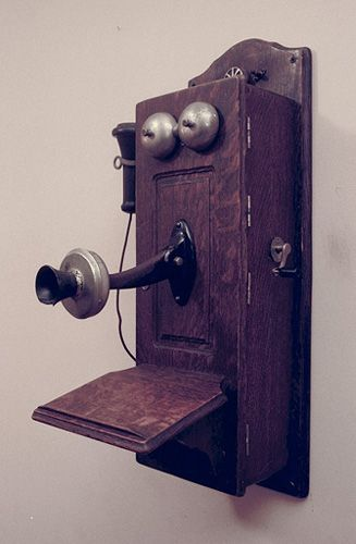First Telephone Invented 1876