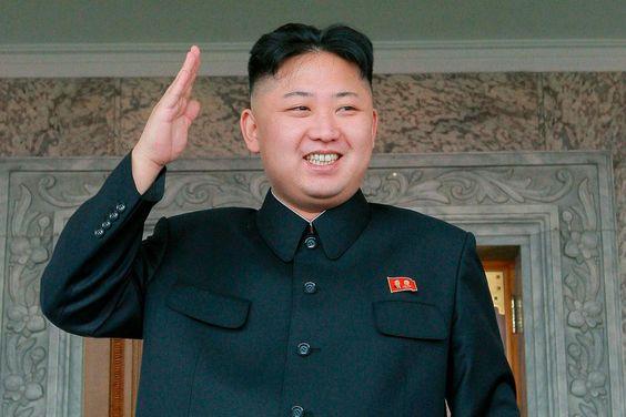 Coreia Do Norte os estudantes deverão usar o mesmo corte de cabelo que Kim Jong-Un