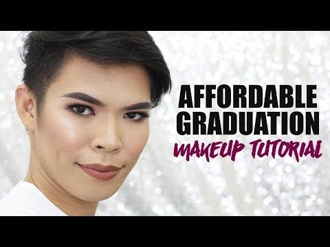Affordable Graduation Makeup Tutorial 2018 Philippines Kenny Manalad Graduation Should Be Ce Graduation Makeup Tutorial Graduation Makeup Makeup Tutorial