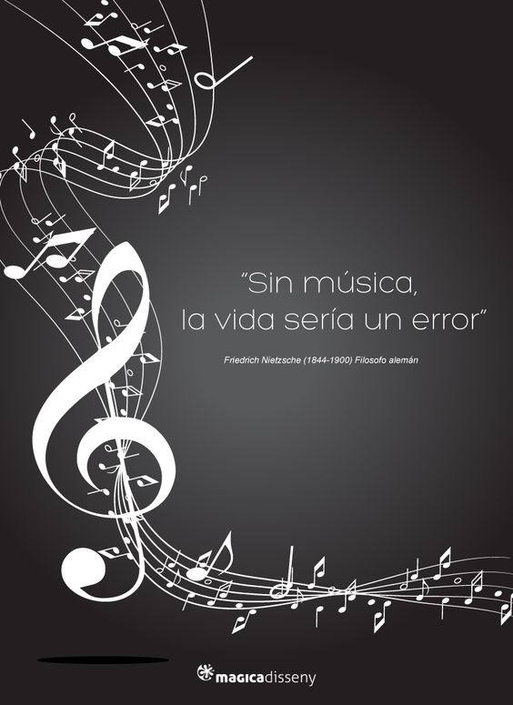 ===Es la Música...=== 8f6fc42291cddb88f989138f22cbe056