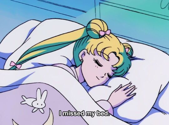90s anime / quotation / screencap / tired / soft / aesthetic ...