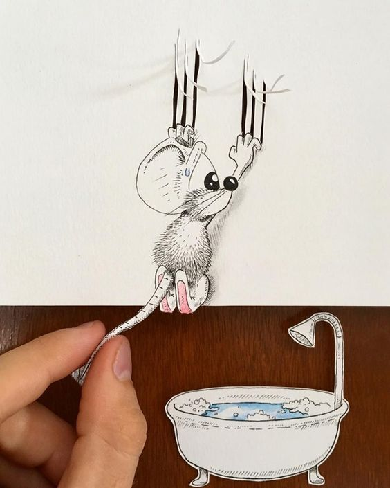 Creative And Funny Drawings And Artwork