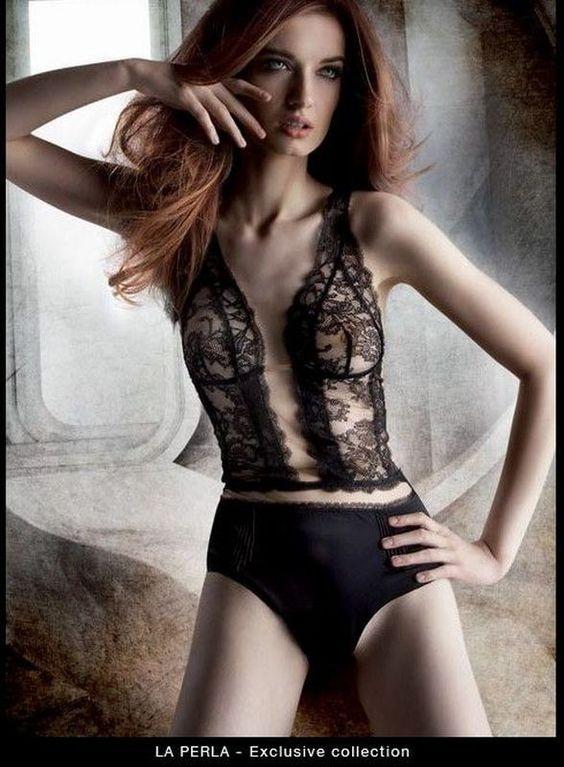 Luxury Italian lingerie for Valentine's Day