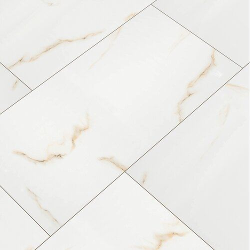 Aria Ice 24 X 48 Porcelain Field Tile In 2020 House Makeovers