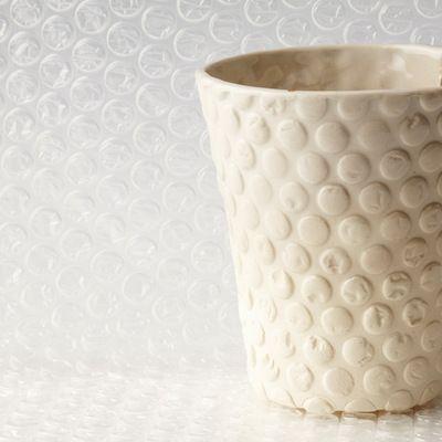 Ryosuke Fukusada's 'Chameleon Ceramics' Make Bubble Wrap More than just an Annoying Pastime