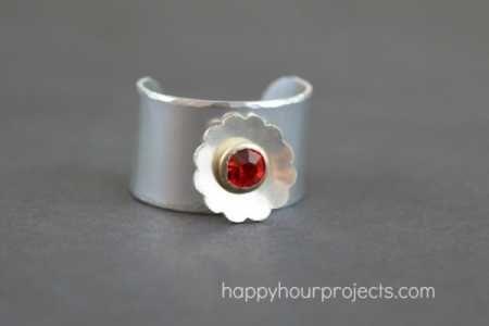 metal-work-flower-ring