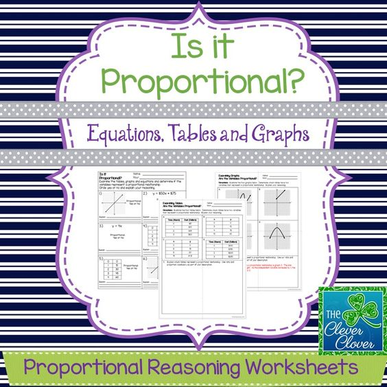 Worksheets Proportional Relationships Worksheets Christmas equation student and love this on pinterest proportional relationship worksheets students are asked to identify relationships in equations tables and