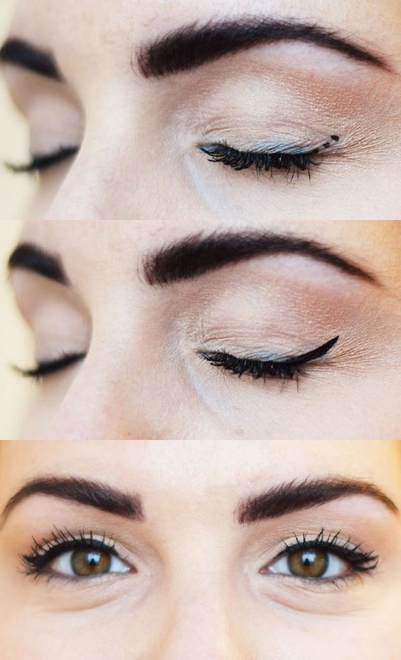 They say practice makes perfect, but when it comes to your eyeliner, that's only half the battle. The other half? Technique, especially when you want to master the cat eye. | Health.com: