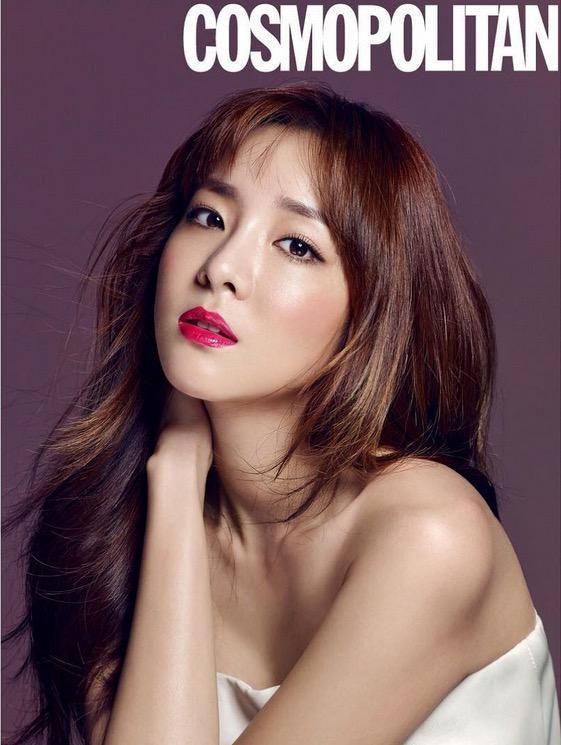 2015: Sandara Park Cosmopolitan Korea September