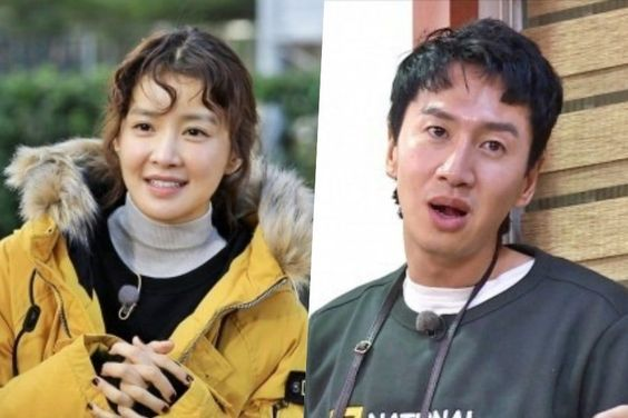 """Lee Si Young Gives """"Icon Of Betrayal"""" Lee Kwang Soo A Run For His Money On """"Running Man"""""""
