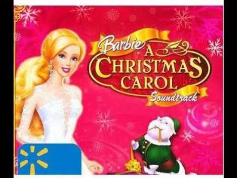 Barbie In A Christmas Carol We Wish You A Merry Christmas